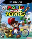 Carátula de Mario Power Tennis
