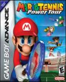 Carátula de Mario Tennis: Power Tour