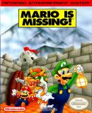 Carátula de Mario is Missing!