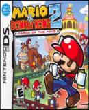 Caratula nº 37485 de Mario vs. Donkey Kong 2: March of the Minis (200 x 178)