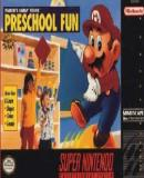 Carátula de Mario's Early Years: Preschool Fun