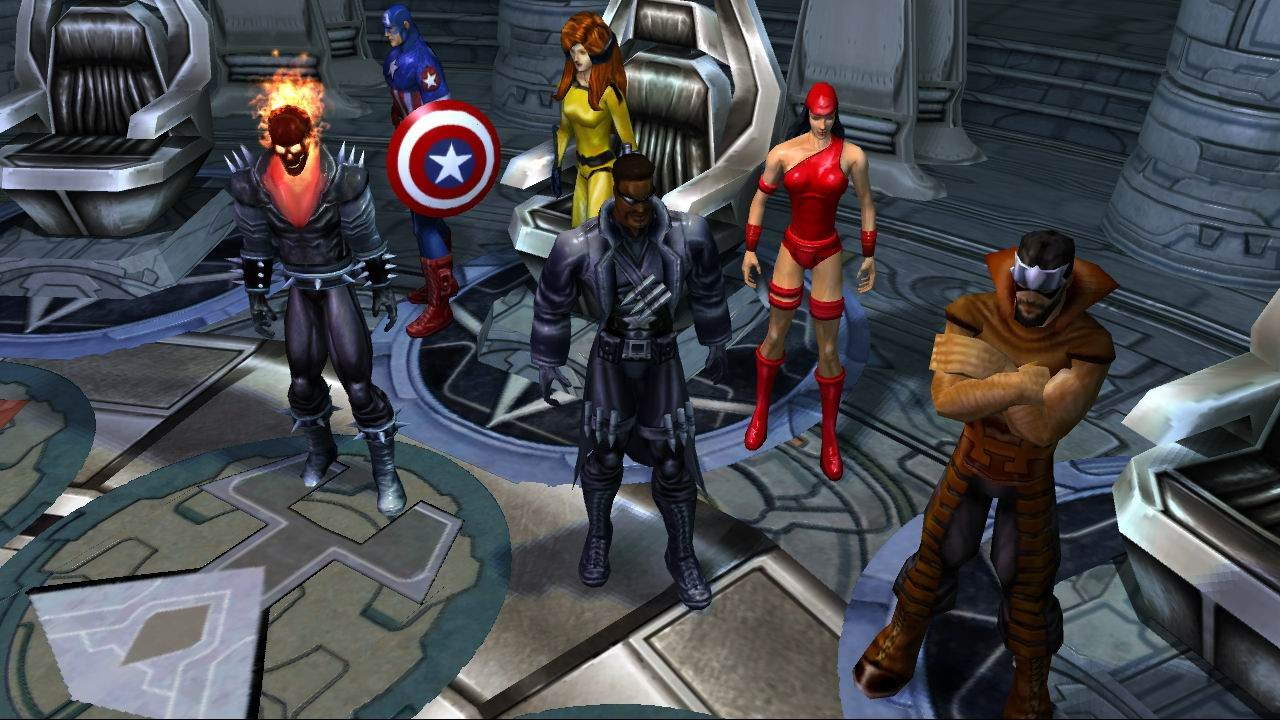 Pantallazo de Marvel: Ultimate Alliance para PC
