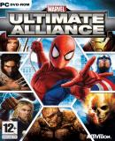 Caratula nº 73258 de Marvel: Ultimate Alliance (520 x 742)