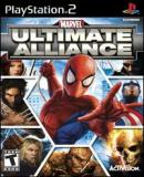 Carátula de Marvel: Ultimate Alliance