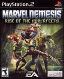 Carátula de Marvel Nemesis: Rise of the Imperfects