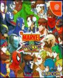 Carátula de Marvel vs. Capcom: Clash of Super Heroes