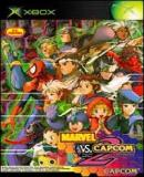 Carátula de Marvel vs. Capcom 2: New Age of Heroes (Japonés)