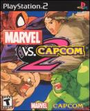 Carátula de Marvel vs. Capcom 2