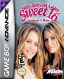 Carátula de Mary-Kate and Ashley: Sweet 16 -- Licensed to Drive