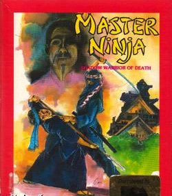 Caratula de Master Ninja: Shadow Warriors of Death para PC
