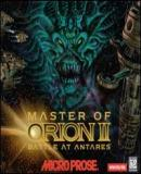 Caratula nº 54546 de Master of Orion II: Battle at Antares [Jewel Case] (200 x 197)
