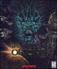 Caratula de Master of Orion II: Battle at Antares para PC