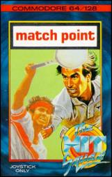 Caratula de Match Point para Commodore 64