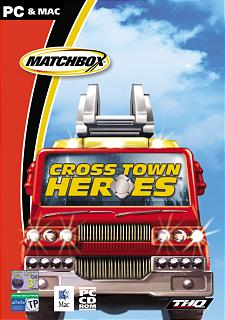 Caratula de Matchbox: Cross Town Heroes para PC
