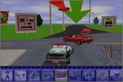 Pantallazo de Matchbox Emergency Patrol CD-ROM para PC