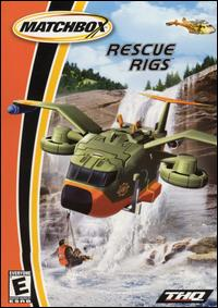 Caratula de Matchbox Rescue Rigs para PC