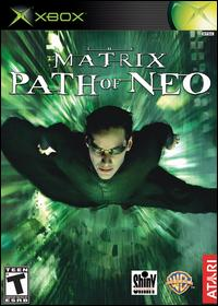 Caratula de Matrix: Path of Neo, The para Xbox