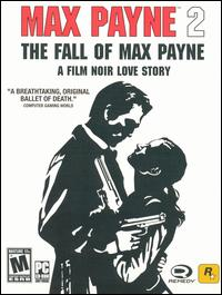 Caratula de Max Payne 2: The Fall of Max Payne para PC