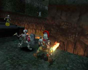 Pantallazo de Maximo: Ghosts to Glory para PlayStation 2