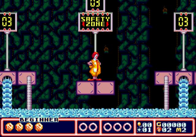 Pantallazo de McDonald's Treasure Land Adventure para Sega Megadrive