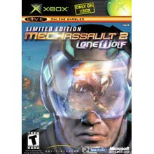 Caratula de MechAssault 2: Lone Wolf -- Limited Edition para Xbox