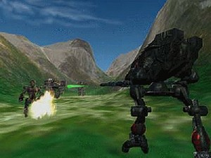 Pantallazo de MechWarrior 2: Mercenaries para PC