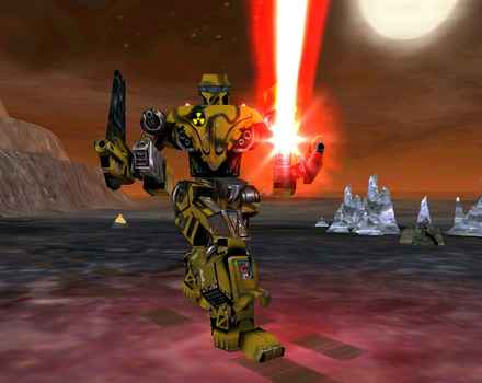Pantallazo de MechWarrior 4: Black Knight Expansion para PC