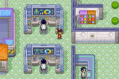 Pantallazo de Medabots - Metabee Version para Game Boy Advance