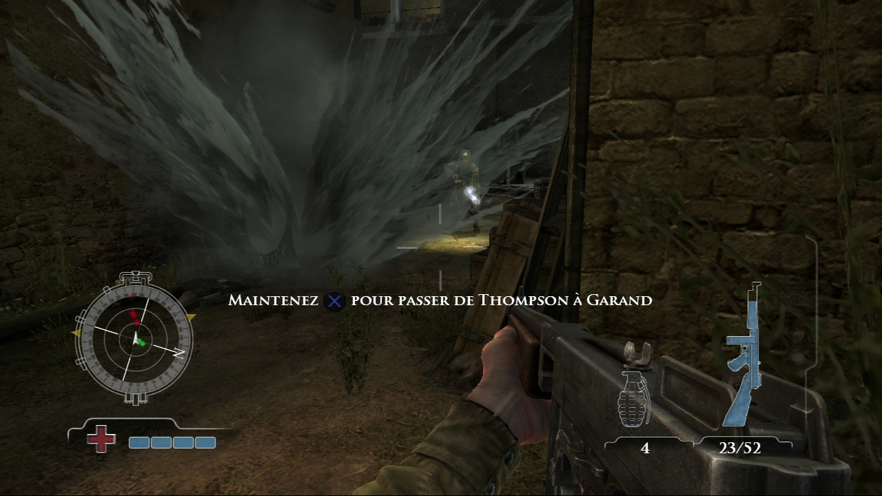 Pantallazo de Medal of Honor: Airborne para PlayStation 3