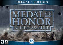 Caratula de Medal of Honor: Allied Assault -- Deluxe Edition para PC