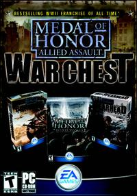 Caratula de Medal of Honor: Allied Assault Warchest para PC