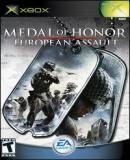 Carátula de Medal of Honor: European Assault