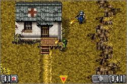 Pantallazo de Medal of Honor: Infiltrator para Game Boy Advance