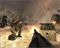 Pantallazo de Medal of Honor: Pacific Assault -- Director's Edition para PC