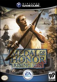 Caratula de Medal of Honor: Rising Sun para GameCube