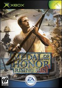 Caratula de Medal of Honor: Rising Sun para Xbox