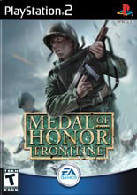 Caratula de Medal of Honor Frontline para PlayStation 2