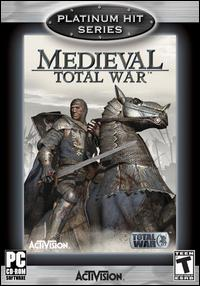 Caratula de Medieval: Total War [Platinum Hit Series] para PC