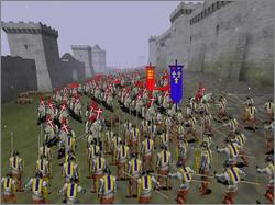 Pantallazo de Medieval: Total War para PC
