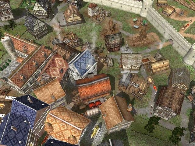 Pantallazo de Medieval Lords Build, defend, Expand para PC