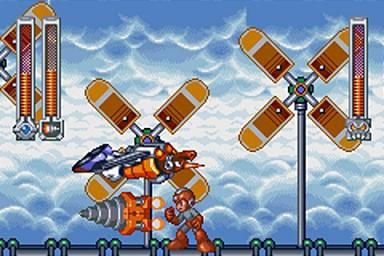 Pantallazo de Mega Man & Bass para Game Boy Advance