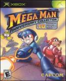 Carátula de Mega Man Anniversary Collection