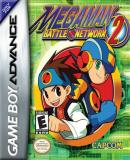 Carátula de Mega Man Battle Network 2