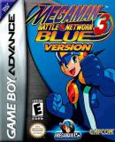 Carátula de Mega Man Battle Network 3: Blue Version
