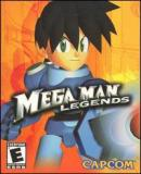 Carátula de Mega Man Legends