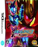 Carátula de Mega Man Star Force 3: Red Joker
