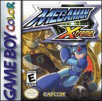 Caratula de Mega Man Xtreme para Game Boy Color