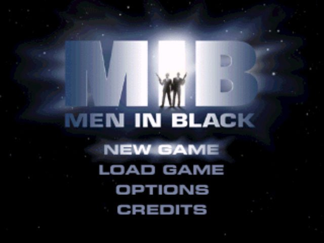 Pantallazo de Men in Black the Game para PlayStation