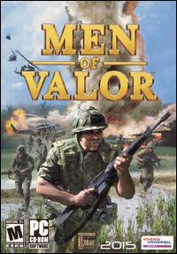 Caratula de Men of Valor para PC