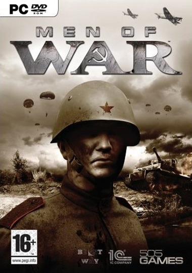 Caratula de Men of War para PC